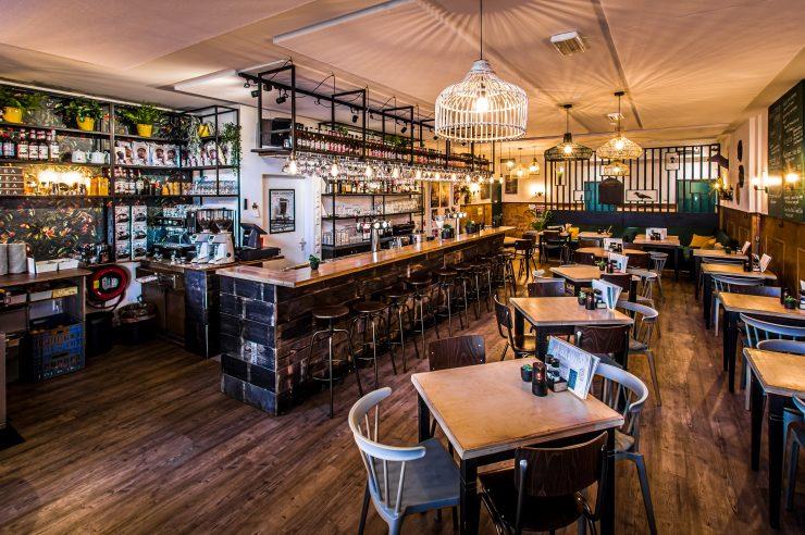 Café Eten en Drinken Nijmegen