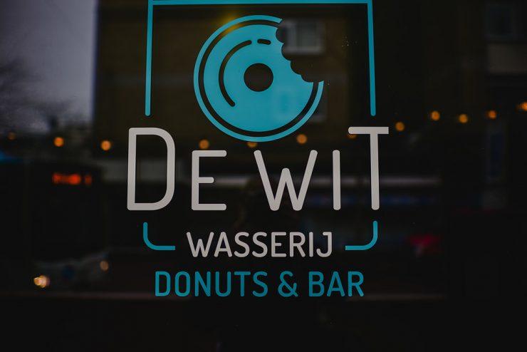 De Wit Wasserij Donuts & Bar